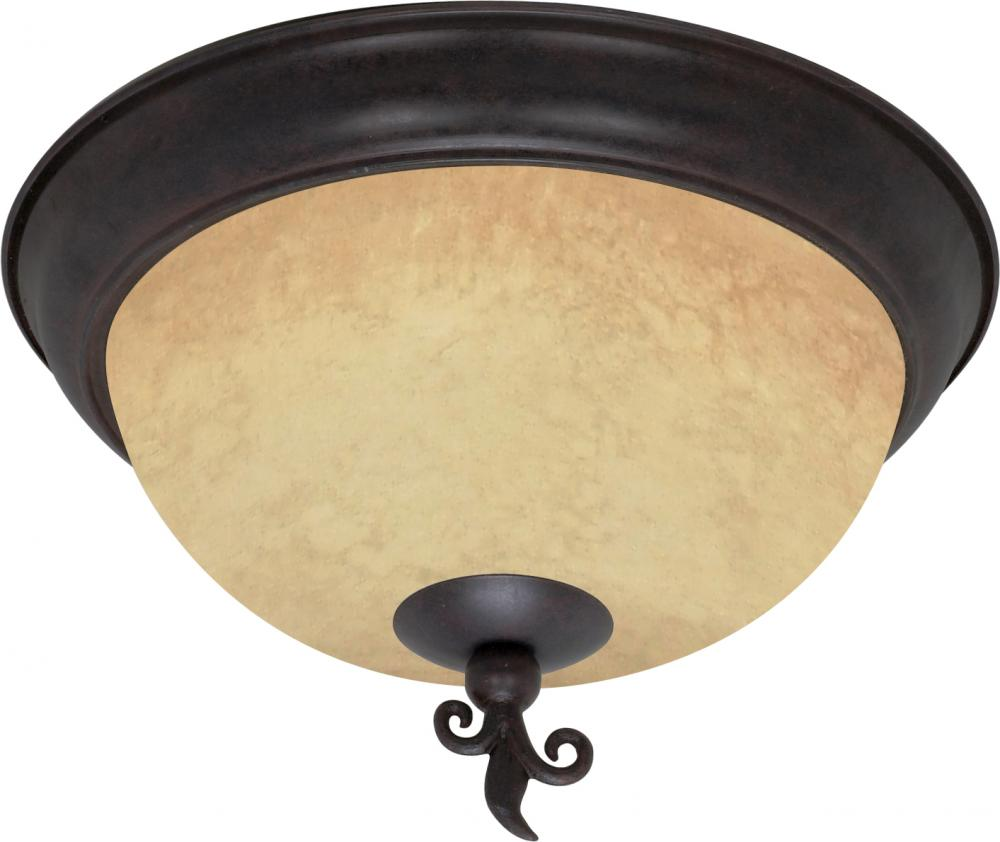 "60-044 Nuvo Lighting Tapas 1 Light 12/"" Sconce w// Tuscan Suede Glass"
